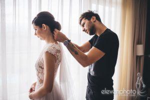 Budapest belvárosi fodrászat és körömszalon, OPEN Hair & Beauty esküvői haj és esküvői smink Barcza Maximiliántól