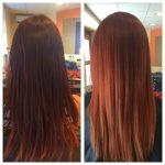 OPEN Hair & Beauty balajage festés Barcza Maximiliántól