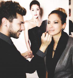 OPEN Hair & Beauty smink Barcza Maximiliántól